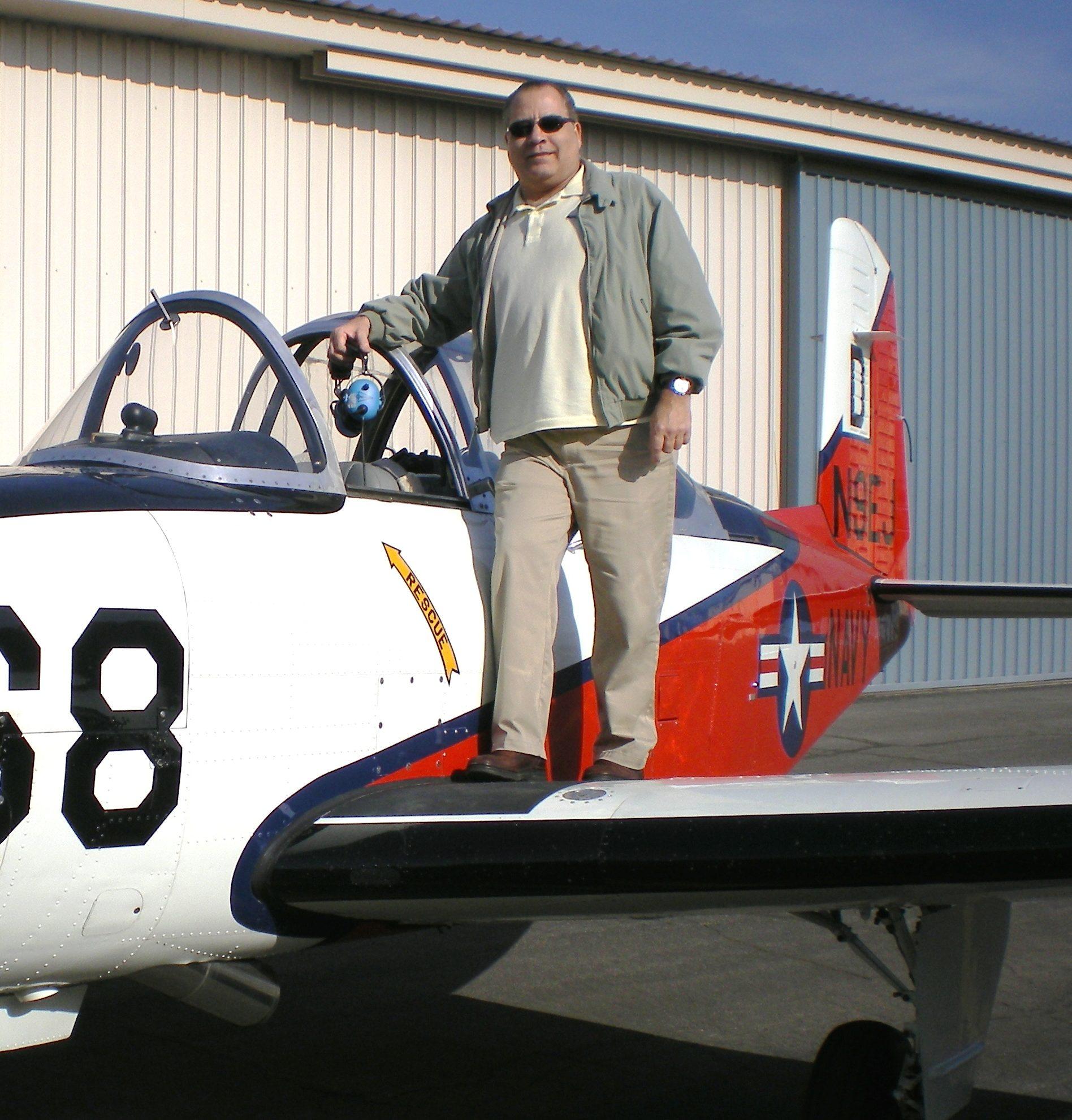 Ron's Flight Picture